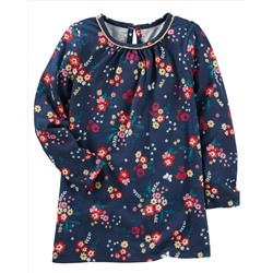 Mix-Kit Floral Tunic