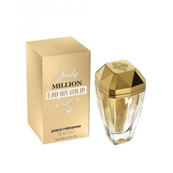 """Lady Million Eau My Gold!"" Paco Rabanne, 80ml, Edt"