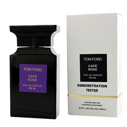 Tester Tom Ford Cafe Rose 100 ml