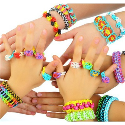 Набор для плетения Hello Kitty 2 Loom Bands