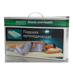 "Ортопедическая подушка ""Здоровый сон"" аналог Memory Foam Pillow"