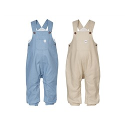 LUPILU® PURE COLLECTION Baby Jungen Latzhose