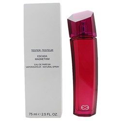 Tester Escada Magnetism For Women 75 ml