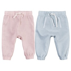 LUPILU® PURE COLLECTION Baby Mädchen Hose