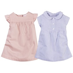 LUPILU® PURE COLLECTION Baby Mädchen Kleid