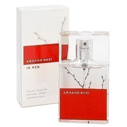 In Red Armand Basi, 100ml, Edt
