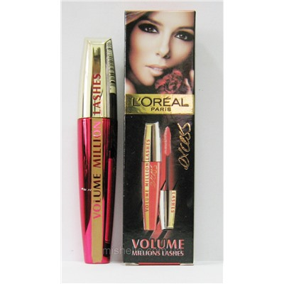 Тушь для ресниц Loreal Volume Millions Lashes Excess