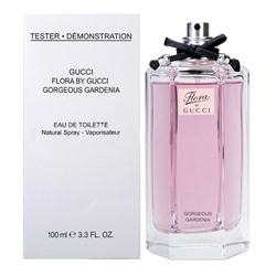 Tester Gucci Flora By Gucci Gorgeous Gardenia 100 ml