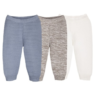 LUPILU® PURE COLLECTION Baby Jungen Strickhose