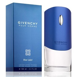 """Givenchy Pour Homme Blue Label"" Givenchy, 100ml, Edt"