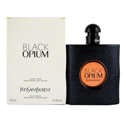 Tester Ysl Opium Black 90 ml